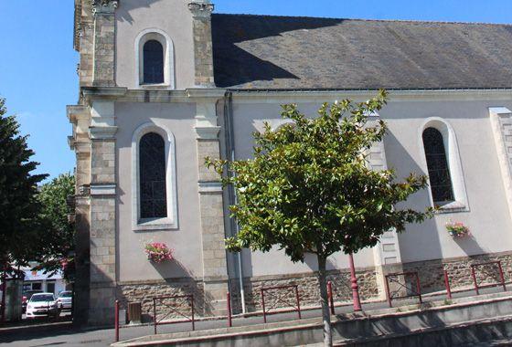 Église de Mauves-sur-Loire