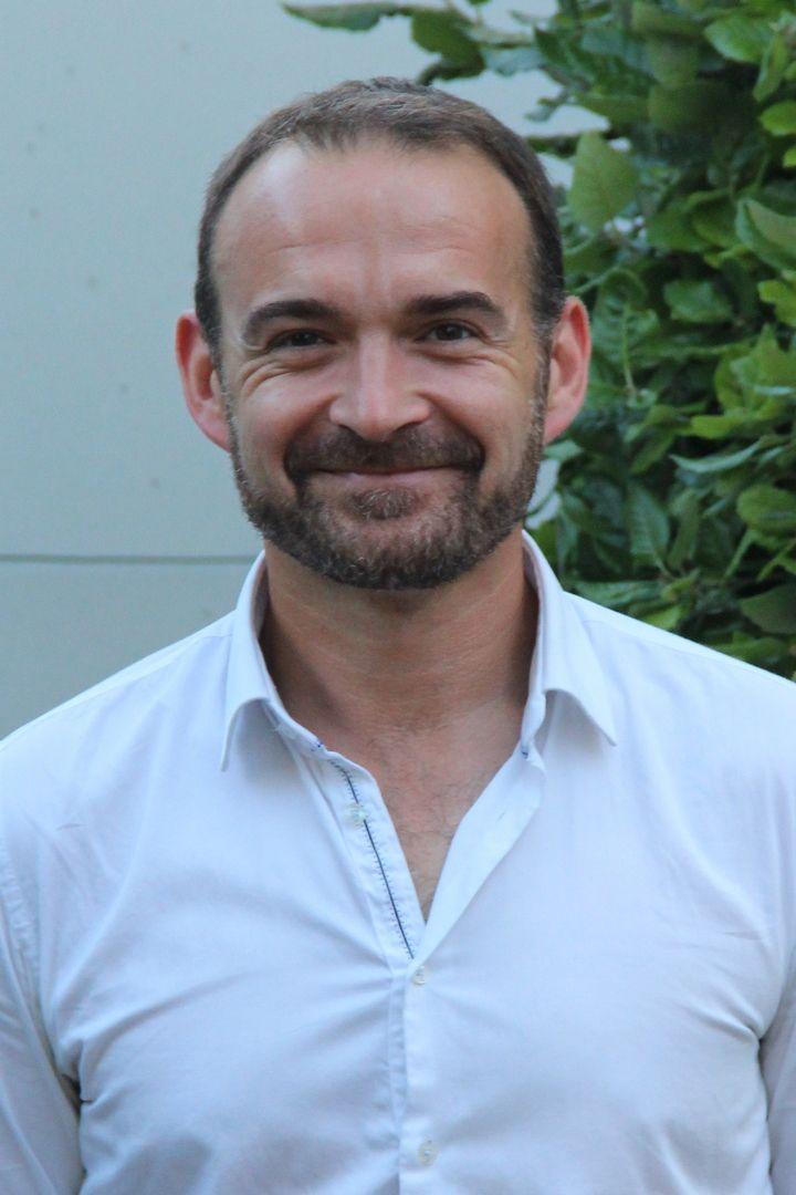 Emmanuel Terrien, conseiller municipal délégué à la communication