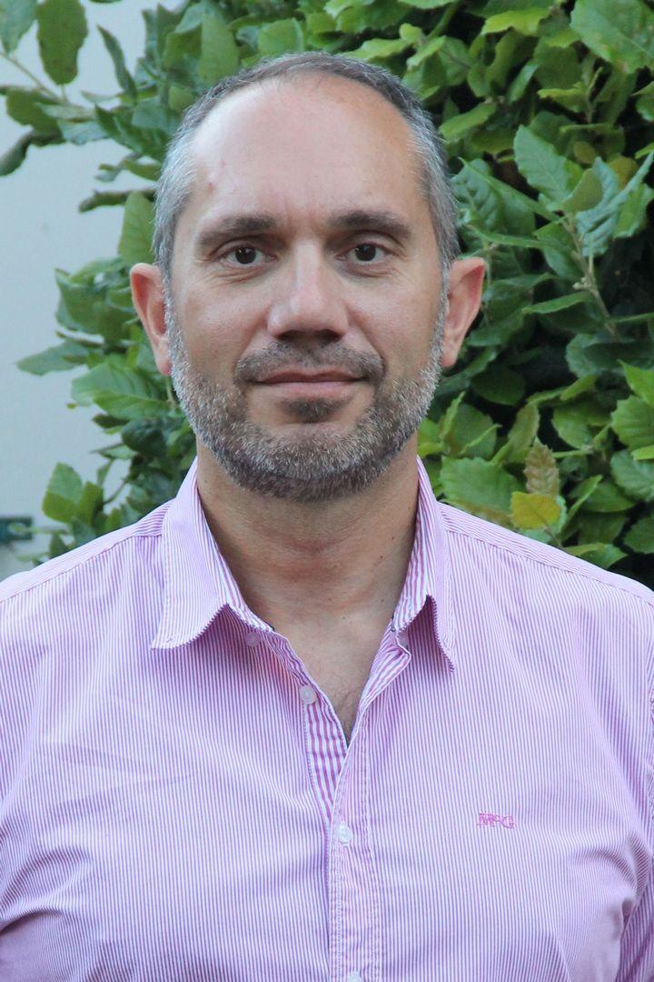 Franck Torres, conseiller municipal