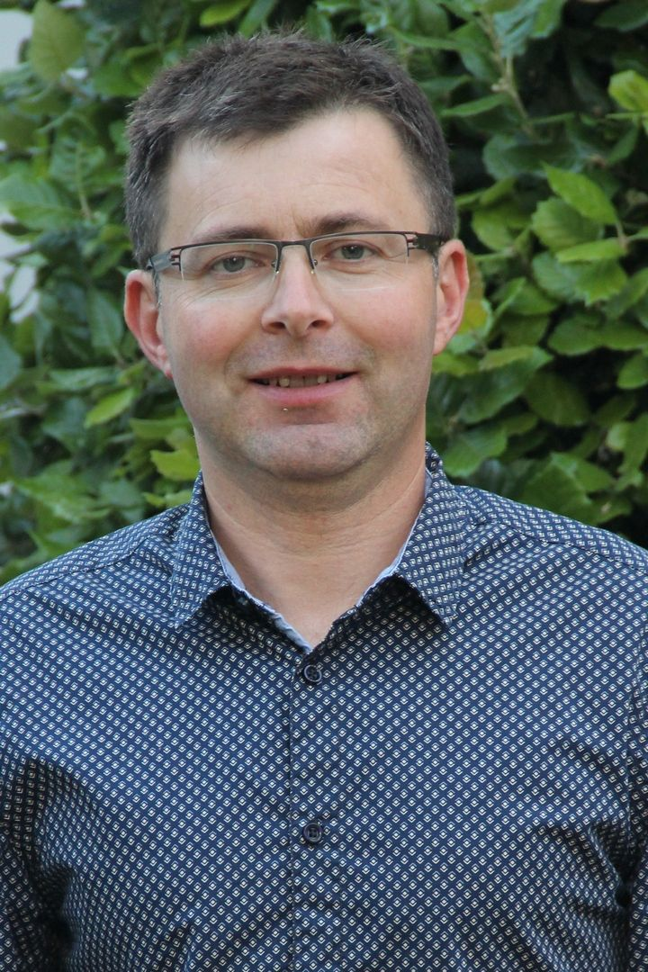 Ludovic Hamon, conseiller municipal référent commerce et artisanat