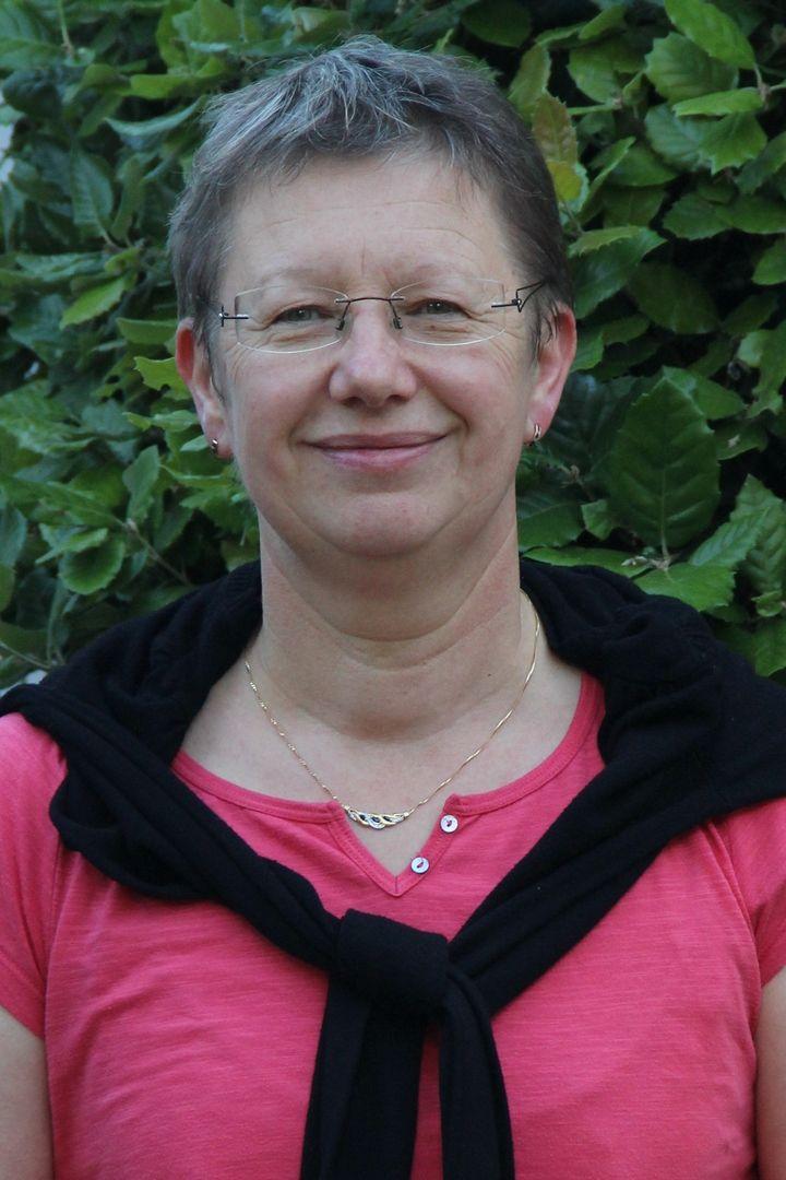Marie-Laure Évain, conseillère municipale référente handicap