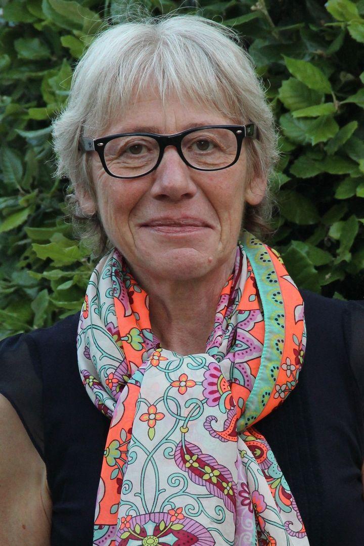 Monique Pottier, 6ème adjointe vie culturelle et communication