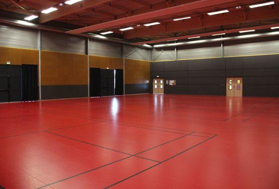 Salle Audrey Le Morvan