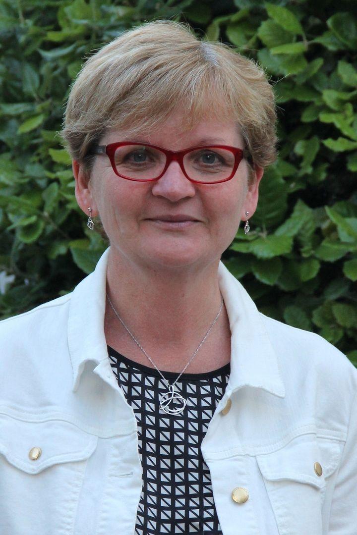 Sylvie Lorent, 2ème adjointe aux finances et marchés publics