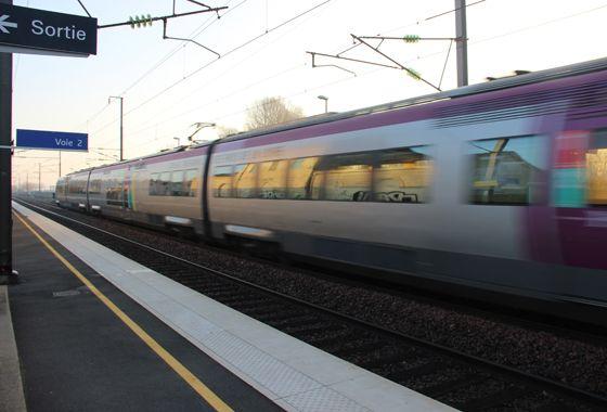 Gare de Mauves-sur-Loire